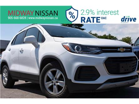 2017 Chevrolet Trax LT (Stk: KL531148A) in Whitby - Image 1 of 31