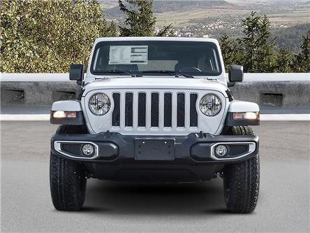 2019 Jeep Wrangler Unlimited Sahara (Stk: Y674690) in Burnaby - Image 2 of 23