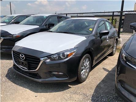 2018 Mazda Mazda3  (Stk: 18-470) in Woodbridge - Image 1 of 5