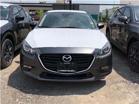 2018 Mazda Mazda3  (Stk: 18-470) in Woodbridge - Image 2 of 5