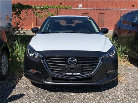 2018 Mazda Mazda3  (Stk: 18-499) in Woodbridge - Image 2 of 5