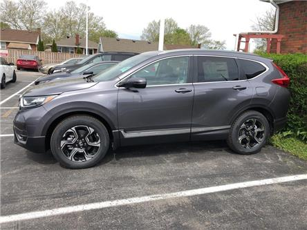 2019 Honda CR-V Touring (Stk: N5178) in Niagara Falls - Image 2 of 4