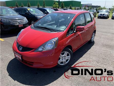 2014 Honda Fit LX (Stk: 003273) in Orleans - Image 1 of 26