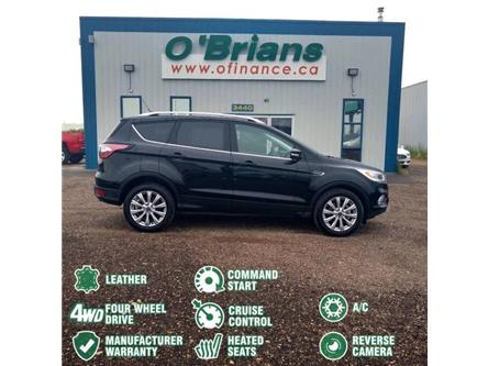 2018 Ford Escape Titanium (Stk: 12649A) in Saskatoon - Image 2 of 24