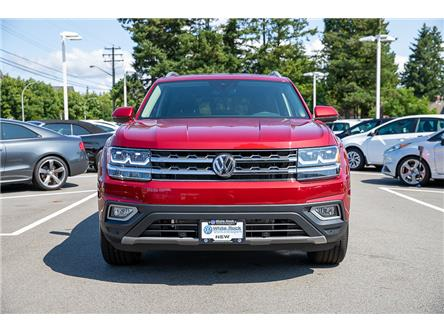 2019 Volkswagen Atlas 3.6 FSI Execline (Stk: KA550247) in Vancouver - Image 2 of 30