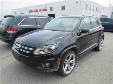 2016 Volkswagen Tiguan Highline | LTHR | BEST VALUE! (Stk: 9134519A) in Brampton - Image 1 of 14