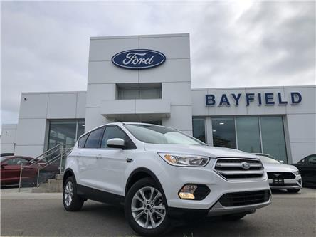 2019 Ford Escape SE (Stk: ES19851) in Barrie - Image 1 of 24
