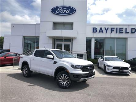 2019 Ford Ranger Lariat (Stk: RG19832) in Barrie - Image 1 of 30