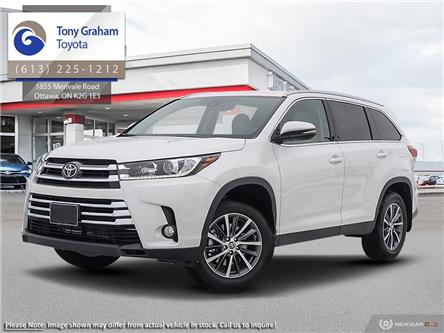 2019 Toyota Highlander XLE (Stk: 58596) in Ottawa - Image 1 of 23