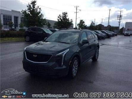 2019 Cadillac XT4 Sport (Stk: 218513) in BOLTON - Image 1 of 11