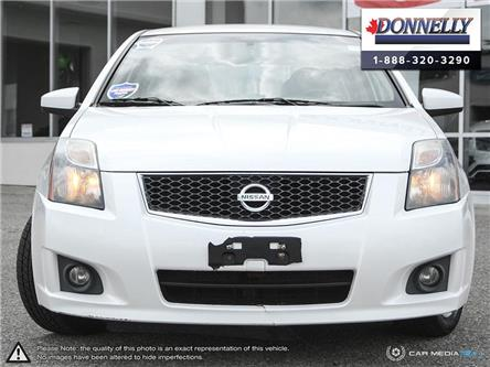2012 Nissan Sentra  (Stk: CLDR2233A) in Ottawa - Image 2 of 28