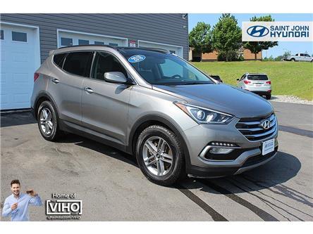 2018 Hyundai Santa Fe Sport  (Stk: U2240) in Saint John - Image 1 of 24