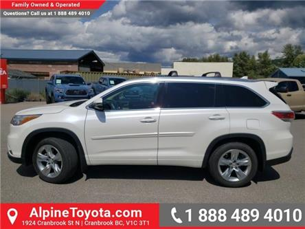 2015 Toyota Highlander  (Stk: S989042B) in Cranbrook - Image 2 of 26