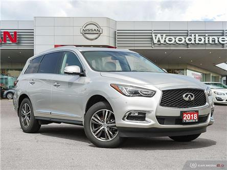 2018 Infiniti QX60 Base (Stk: P7446) in Etobicoke - Image 1 of 20