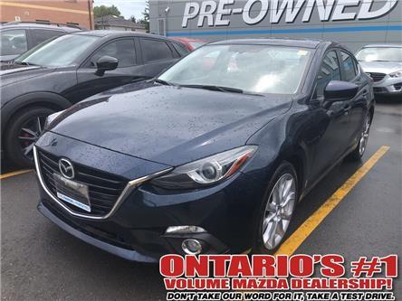2015 Mazda Mazda3 GT (Stk: P2394) in Toronto - Image 1 of 19