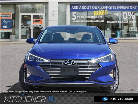 2020 Hyundai Elantra Luxury (Stk: 59158) in Kitchener - Image 2 of 23