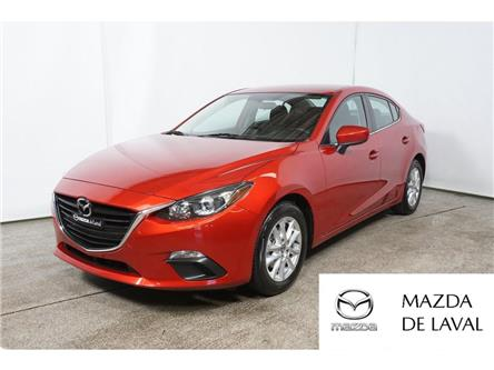 2015 Mazda Mazda3 GS (Stk: U6887) in Laval - Image 1 of 16