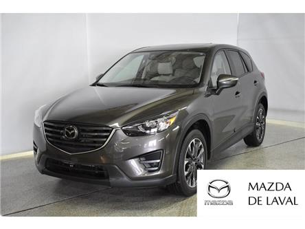 2016 Mazda CX-5 GT (Stk: D48328) in Laval - Image 1 of 23