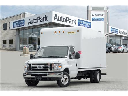 2018 Ford E-450 Cutaway Base (Stk: CTDR3529) in Mississauga - Image 1 of 18