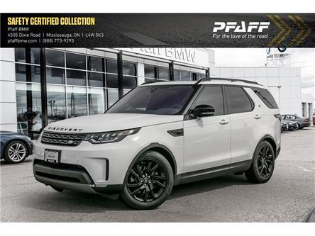2017 Land Rover Discovery DIESEL Td6 HSE (Stk: U5570) in Mississauga - Image 1 of 22