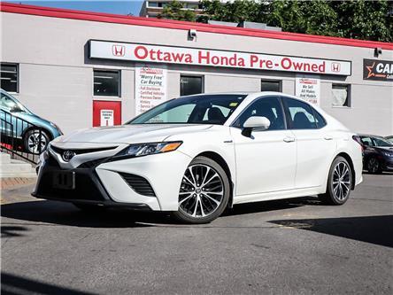 2018 Toyota Camry Hybrid SE (Stk: 32253-1) in Ottawa - Image 1 of 27