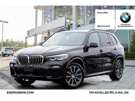 2019 BMW X5 xDrive40i (Stk: 52498) in Ajax - Image 1 of 21