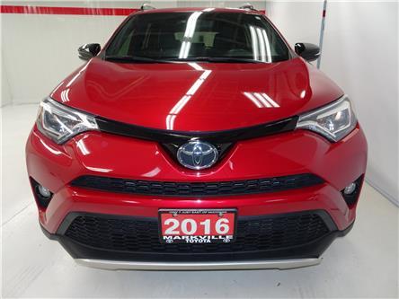 2016 Toyota RAV4 SE (Stk: 36425U) in Markham - Image 2 of 8