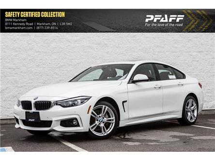 2019 BMW 430i xDrive Gran Coupe (Stk: U12298) in Markham - Image 1 of 20