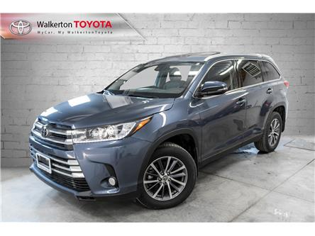 2019 Toyota Highlander XLE (Stk: 19080) in Walkerton - Image 1 of 17
