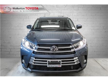 2019 Toyota Highlander XLE (Stk: 19080) in Walkerton - Image 2 of 17