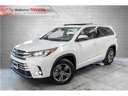 2019 Toyota Highlander Limited (Stk: 19279) in Walkerton - Image 1 of 17