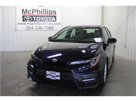 2020 Toyota Corolla SE (Stk: P012700) in Winnipeg - Image 2 of 27