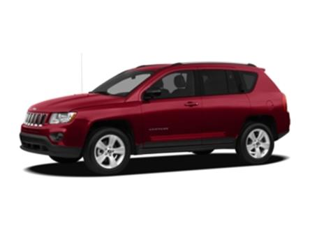 2011 Jeep Compass Sport/North (Stk: 206728) in Truro - Image 1 of 9