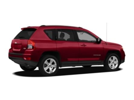 2011 Jeep Compass Sport/North (Stk: 206728) in Truro - Image 2 of 9