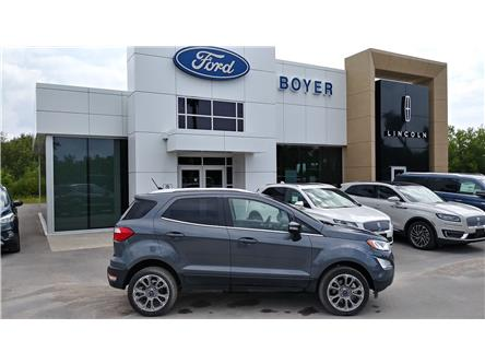 2019 Ford EcoSport SE (Stk: EC1186) in Bobcaygeon - Image 1 of 22