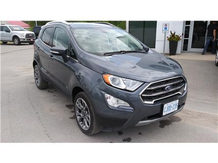 2019 Ford EcoSport SE (Stk: EC1186) in Bobcaygeon - Image 2 of 22
