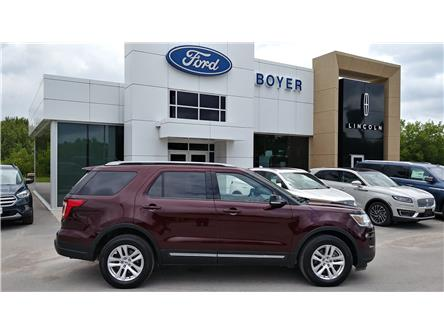 2018 Ford Explorer XLT (Stk: ED1289C) in Bobcaygeon - Image 1 of 25