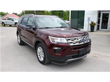 2018 Ford Explorer XLT (Stk: ED1289C) in Bobcaygeon - Image 2 of 25