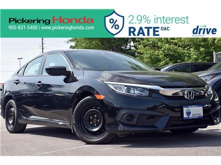 2018 Honda Civic SE (Stk: P5038) in Pickering - Image 1 of 30
