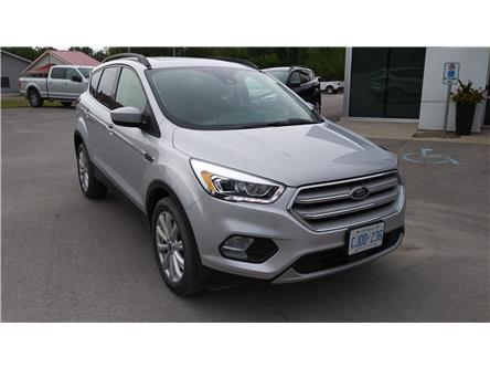 2019 Ford Escape SEL (Stk: ES1194) in Bobcaygeon - Image 1 of 24