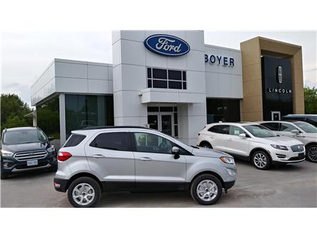 2019 Ford EcoSport SE (Stk: EC1338) in Bobcaygeon - Image 1 of 25