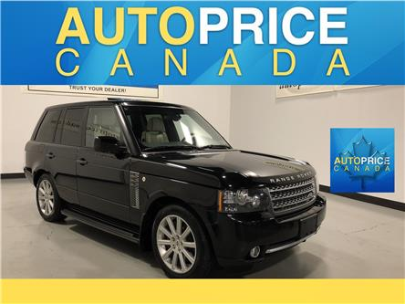 2011 Land Rover Range Rover Supercharged (Stk: D0352) in Mississauga - Image 1 of 27
