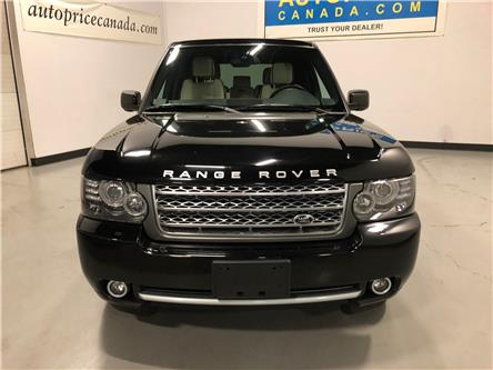 2011 Land Rover Range Rover Supercharged (Stk: D0352) in Mississauga - Image 2 of 27