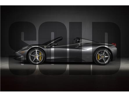 2013 Ferrari 458 Base (Stk: MU2068) in Woodbridge - Image 1 of 19