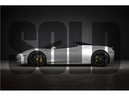 2013 Ferrari 458 Base (Stk: MU1904) in Woodbridge - Image 1 of 16