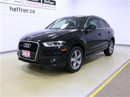 2015 Audi Q3 2.0T Progressiv (Stk: 197178) in Kitchener - Image 1 of 30