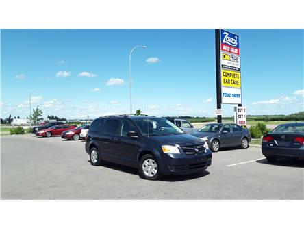 2008 Dodge Grand Caravan 24G SE - Stow N Go (Stk: P512) in Brandon - Image 1 of 17