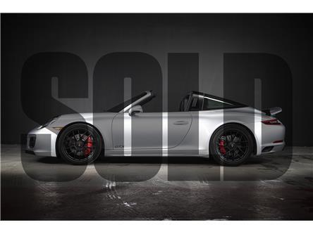 2018 Porsche 911 Targa 4 GTS (Stk: MC0233A) in Woodbridge - Image 1 of 17