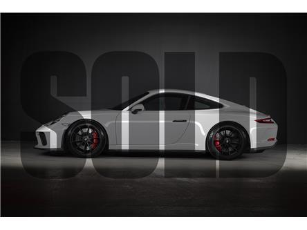 2018 Porsche 911 GT3 (Stk: MU2103) in Woodbridge - Image 1 of 17