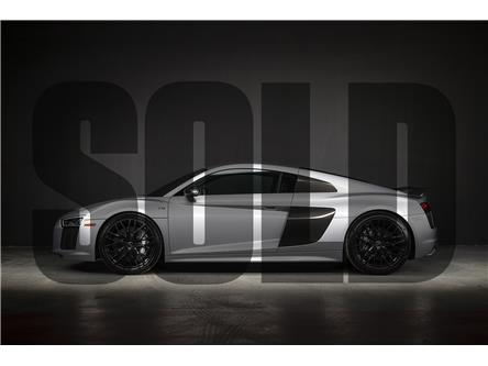 2017 Audi R8 5.2 V10 plus (Stk: MU2032) in Woodbridge - Image 1 of 17